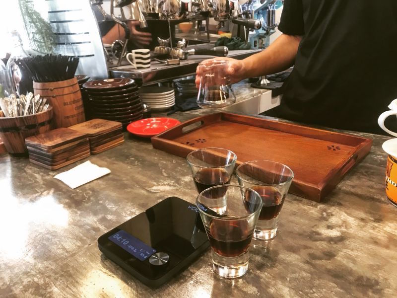 voom coffee scale