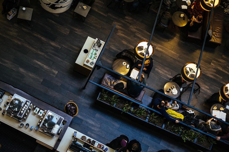 coffee shop cafe espresso design