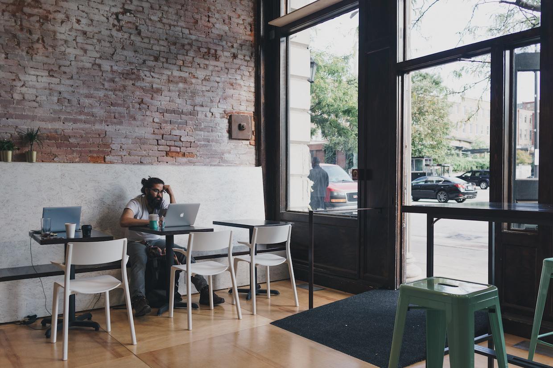 In Cleveland Phoenix Coffee Company