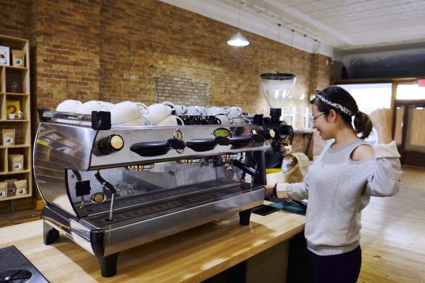 Michigan Roaster Populace Coffee Opens Flagship for the People