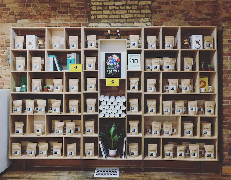 Populace Coffee Bay City Detroit Michigan