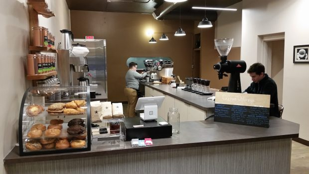 Cleveland's Rising Star Coffee Roasters Lights Up in Lakewood