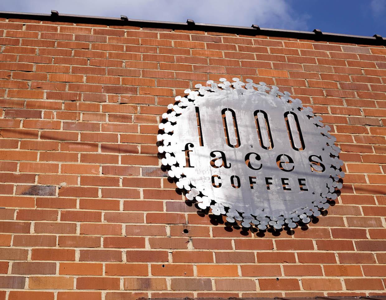 1000 Faces Coffee Athens Georgia