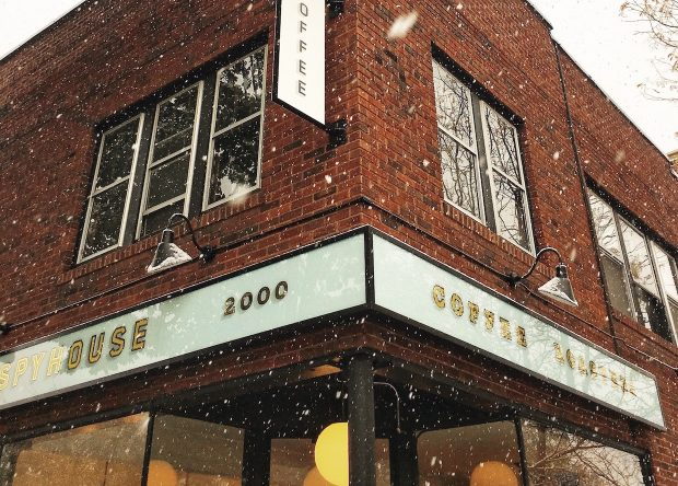 Minneapolis-Based Spyhouse Coffee Finds a Home in Saint Paul