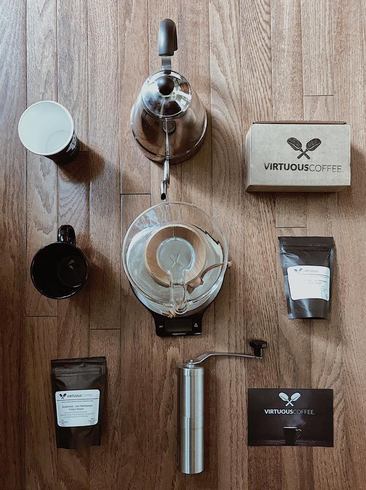 virtuous coffee