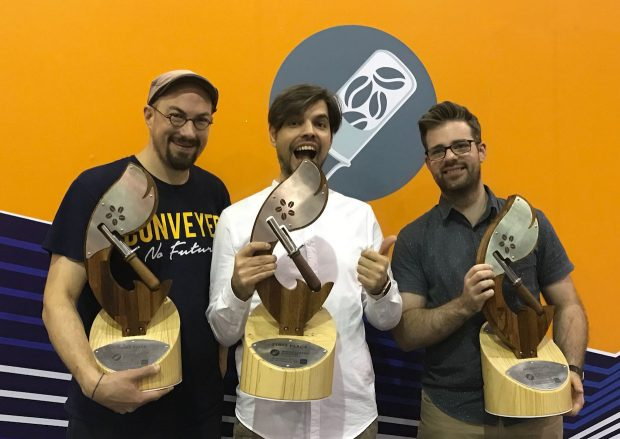 Complete Standings from the 2017 World Coffee Roasting Championship