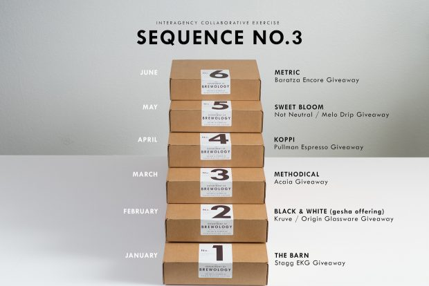 Department of Brewology Launches Third Roaster Collaboration Series