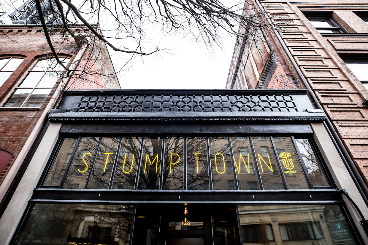 stumptown coffee roasters portland