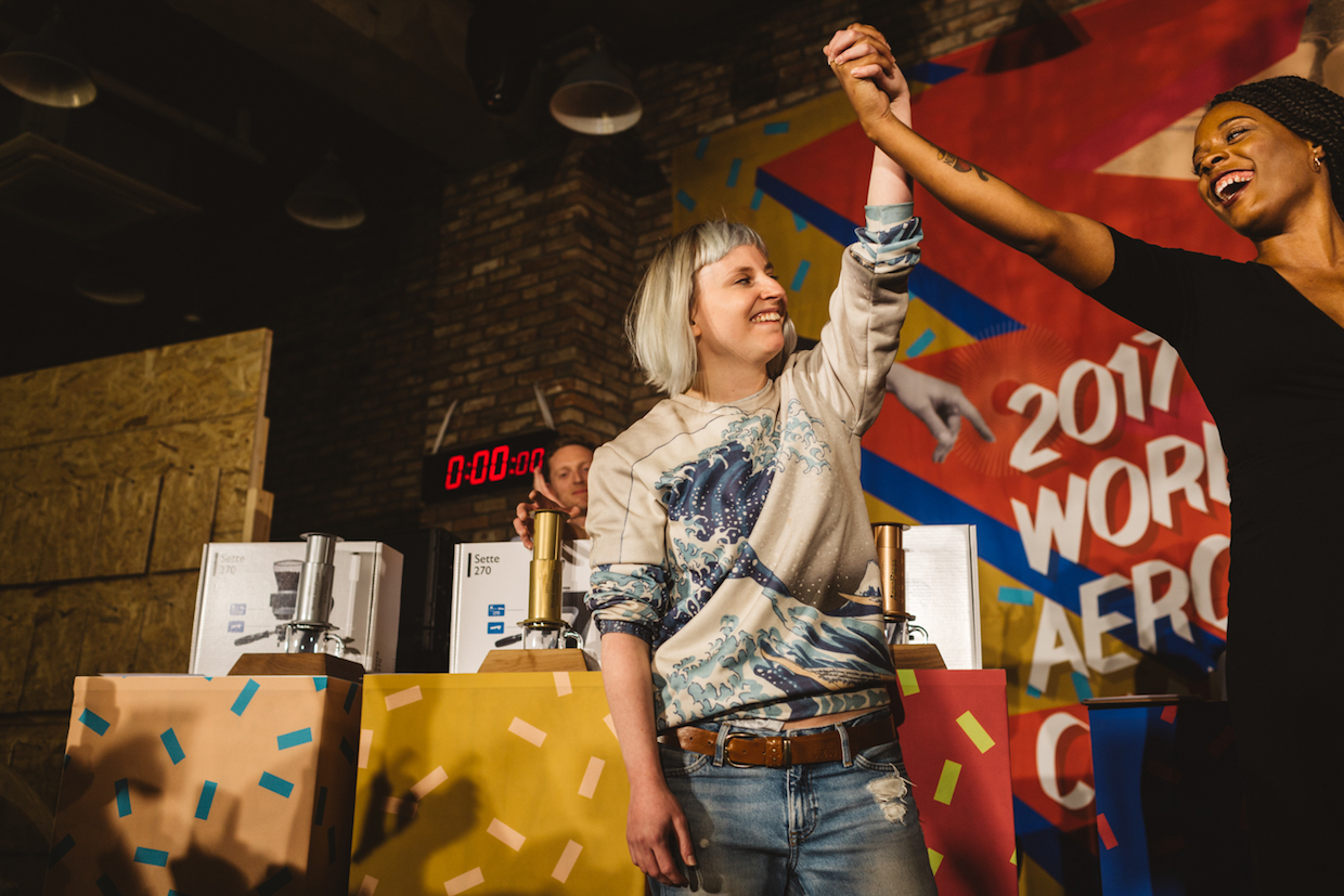Press With The Best: Recipes from the 2017 World Aeropress Championship in Seoul