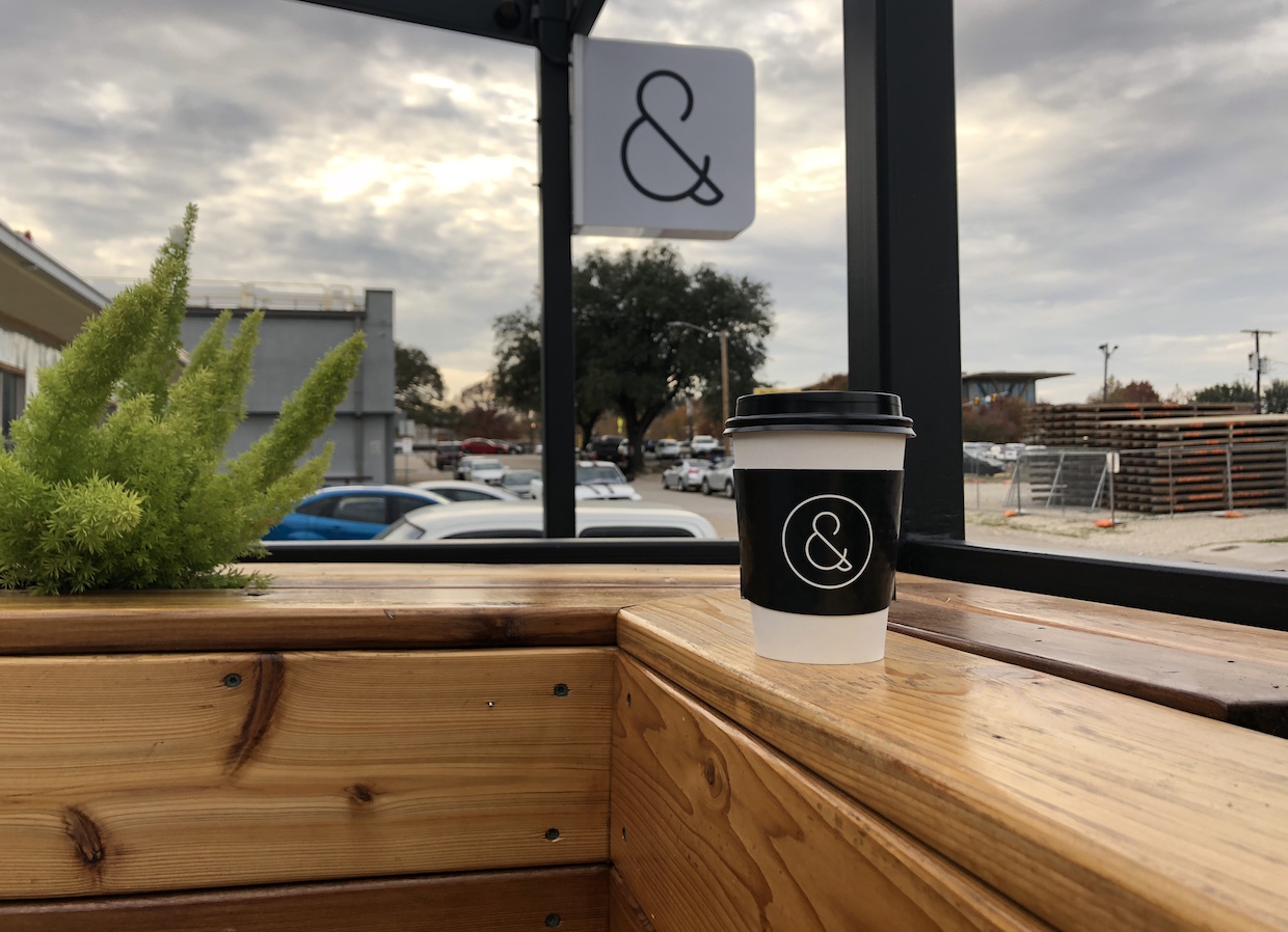 ampersand coffee fort worth