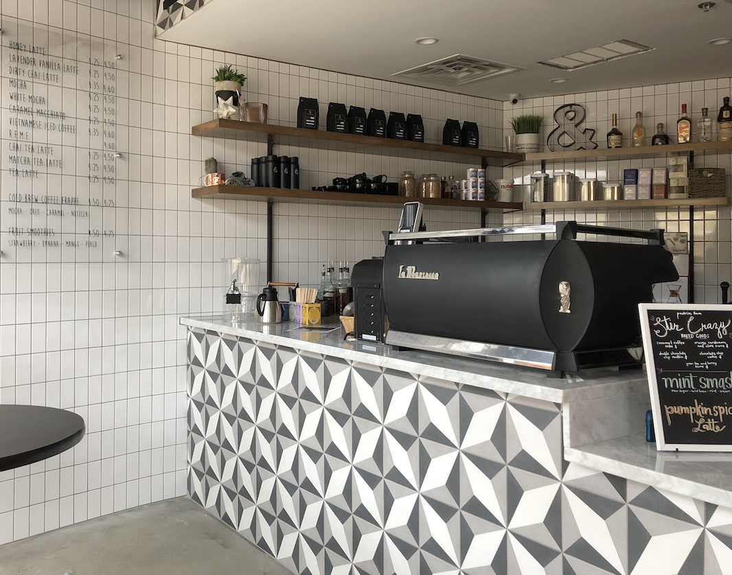 ampersand coffee fort worth