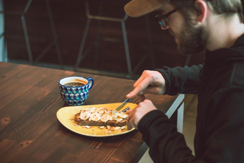 nossa familia coffee portland toast food