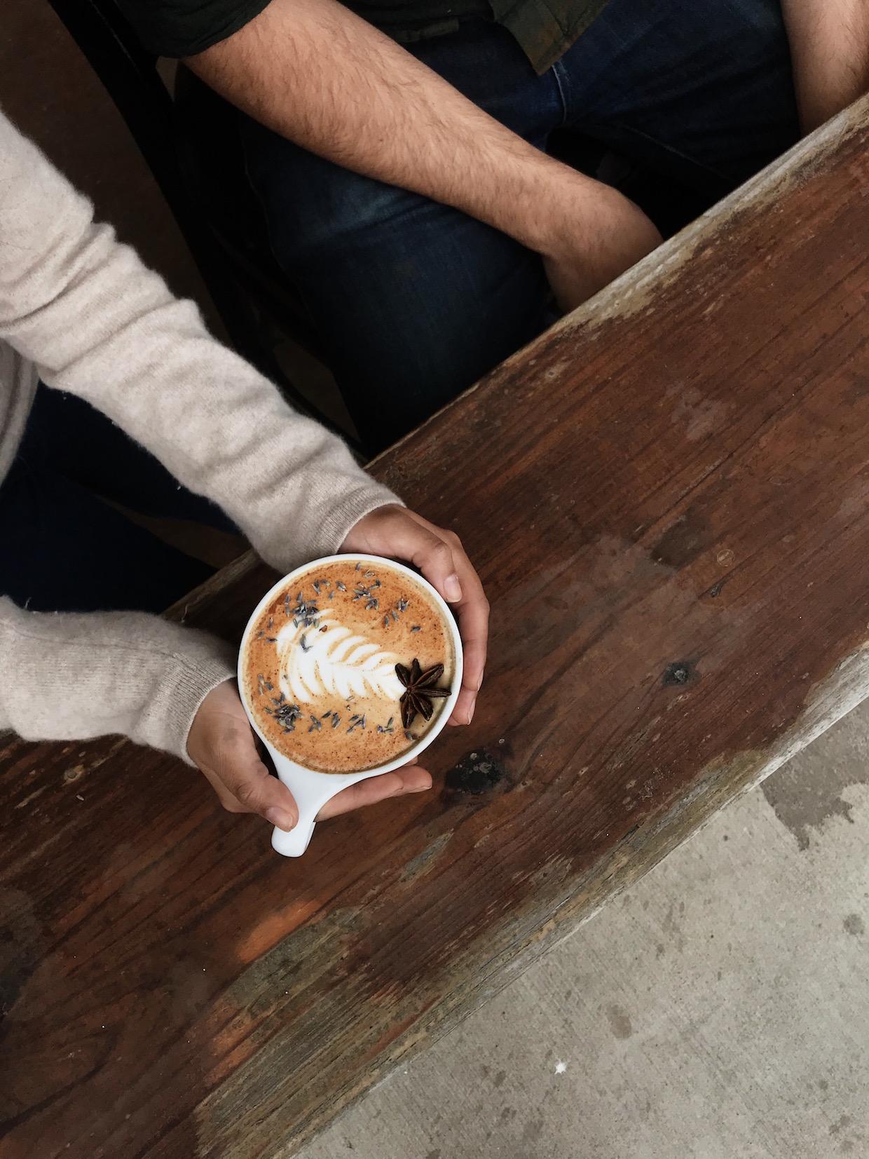 common desk dallas coffee