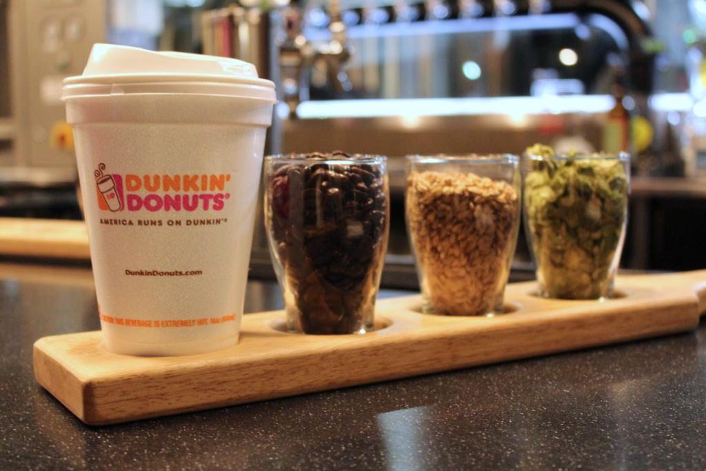 You'll Have to Travel to MA to Try This Dunkin' Donuts Beer