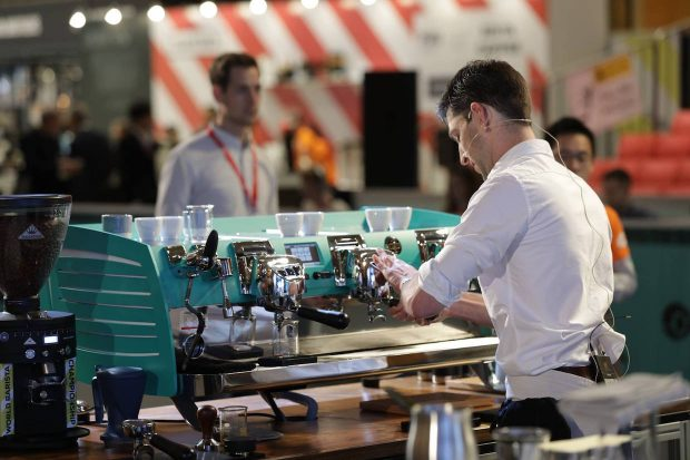 Here Are the 2018-2020 Equipment Sponsors for World Coffee Events