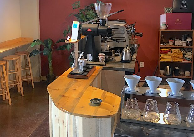 Dragonfly Coffee Roasters Rebrands, Opens Tasting Room and Plans Cafes