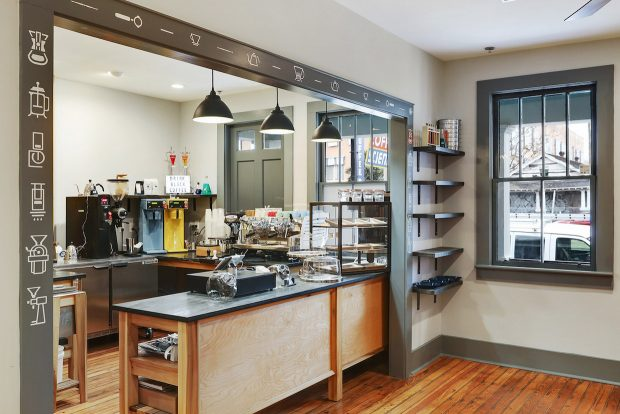 New Orleans Coffee Pro Tom Oliver Opening Coffee Science Cafe