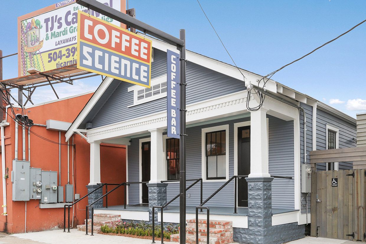 coffee science cafe new orleans