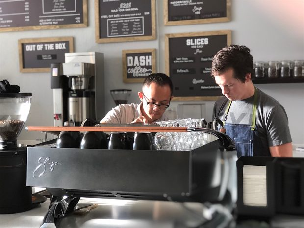 Dash Coffee Roasters Lives Life to the Fullest in Cedar Rapids, Iowa