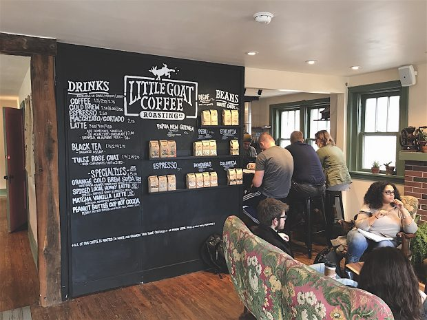 Little Goat Coffee Roasting is a Big Step Forward in Newark, Delaware