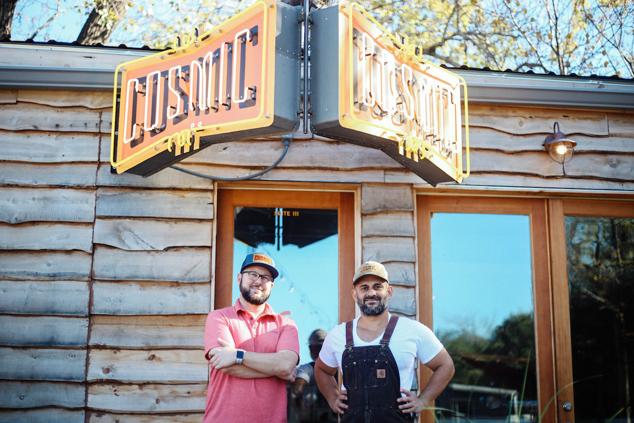 cosmic coffee beer cocktails south austin