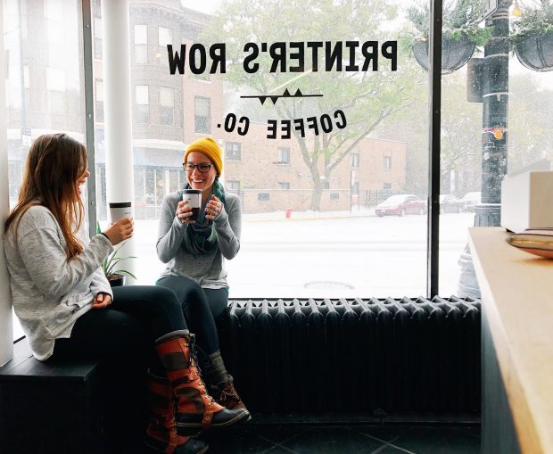 Printer's Row Coffee Making Its Mark In Chicago's Lincoln Park