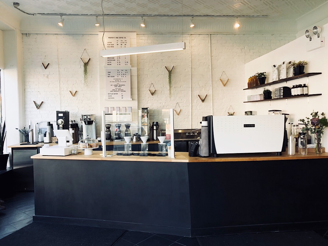 printers row coffee chicago roaster cafe