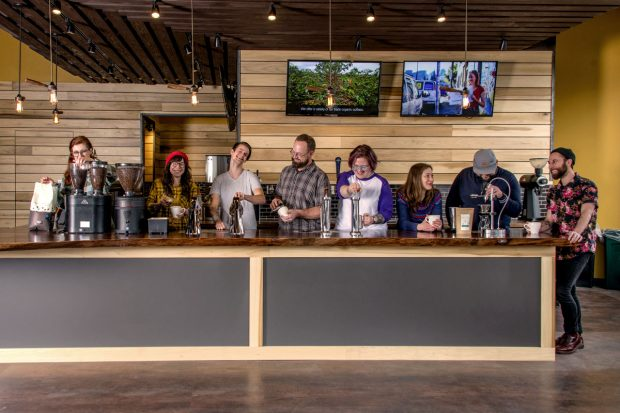 After 22 Years, Portland Roasting Coffee Opens Flagship Cafe