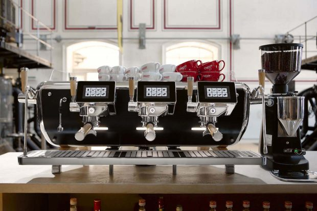 Astoria Launches High-Tech Espresso Machine The Storm