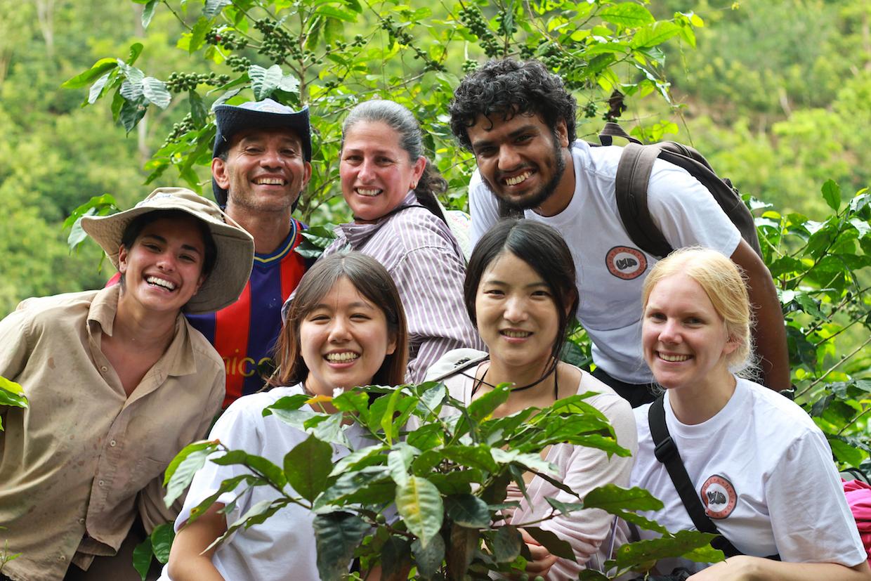 bean voyage direct trade coffee women farmers