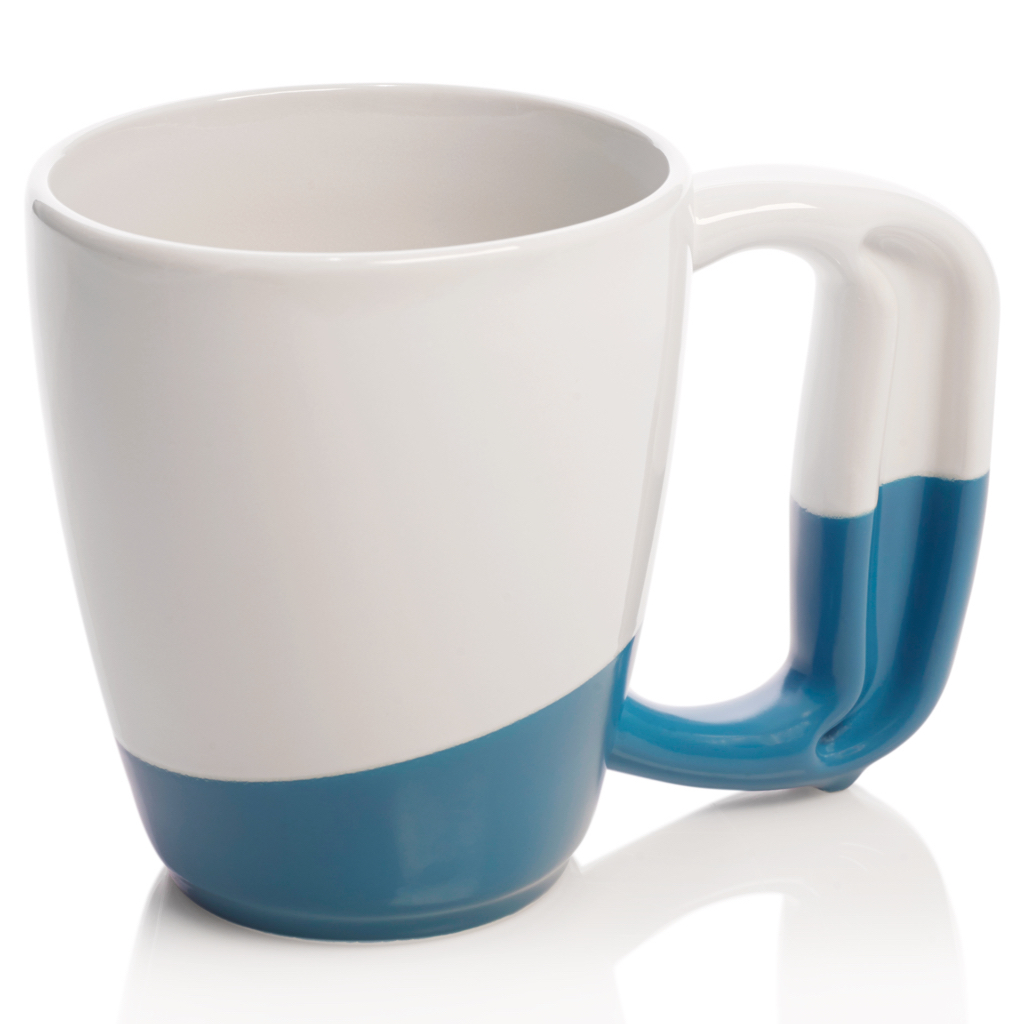 jamber ergonomic coffee mug