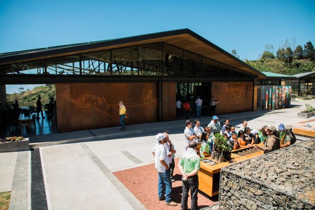 Starbucks Opens its Spectacular Costa Rican Coffee Farm to the Public