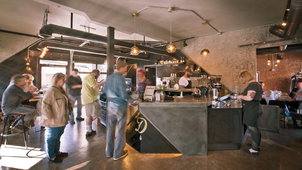 dark heart coffee shop bar colorado