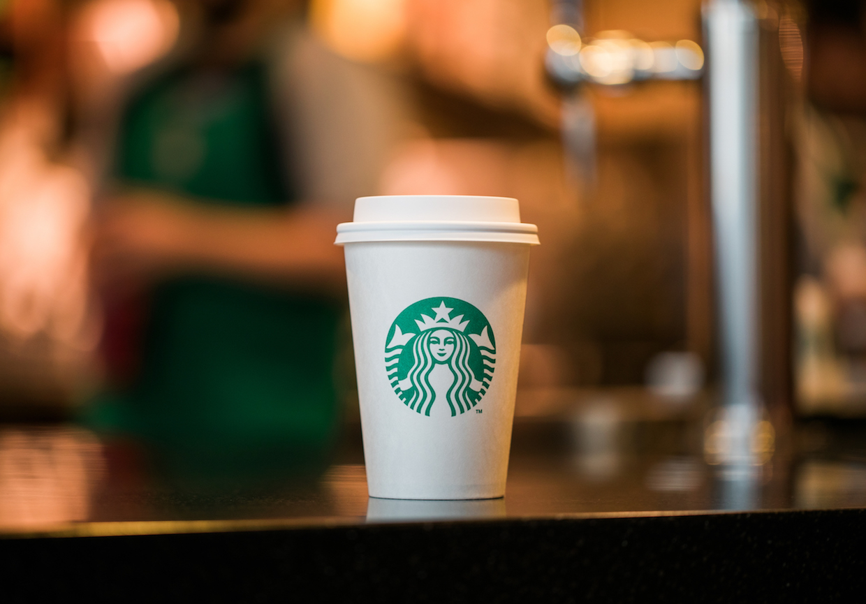 Starbucks (NASDAQ:SBUX) Earns Media Sentiment Score of 0.06