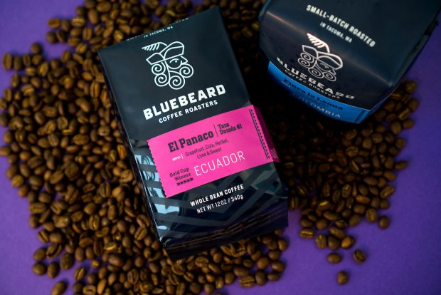 Unpacking Coffee with Kandace and Ray: Bluebeard Coffee Roasters