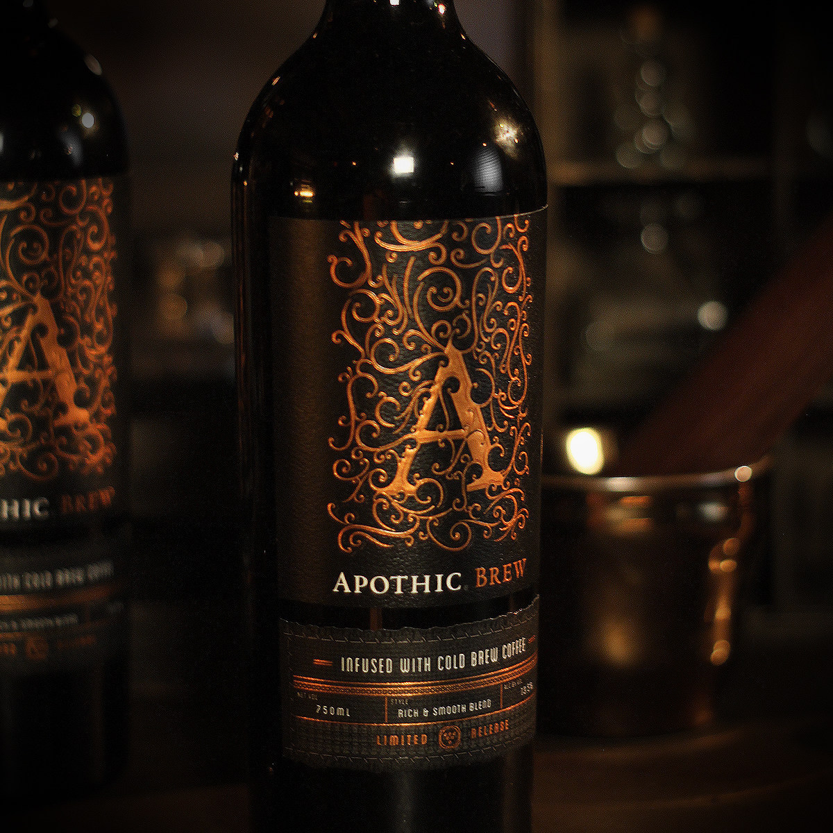 Apothic cold brew wine coffee