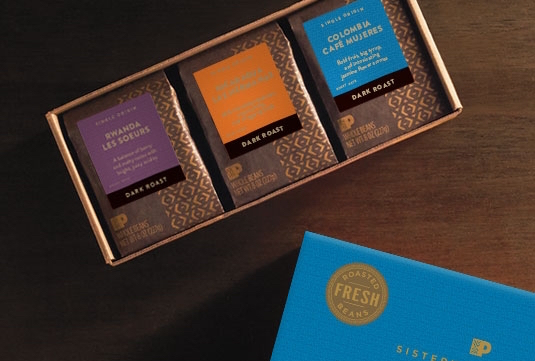 Peet's Coffee Releases 'Sisterhood Flight' for International Women's Day