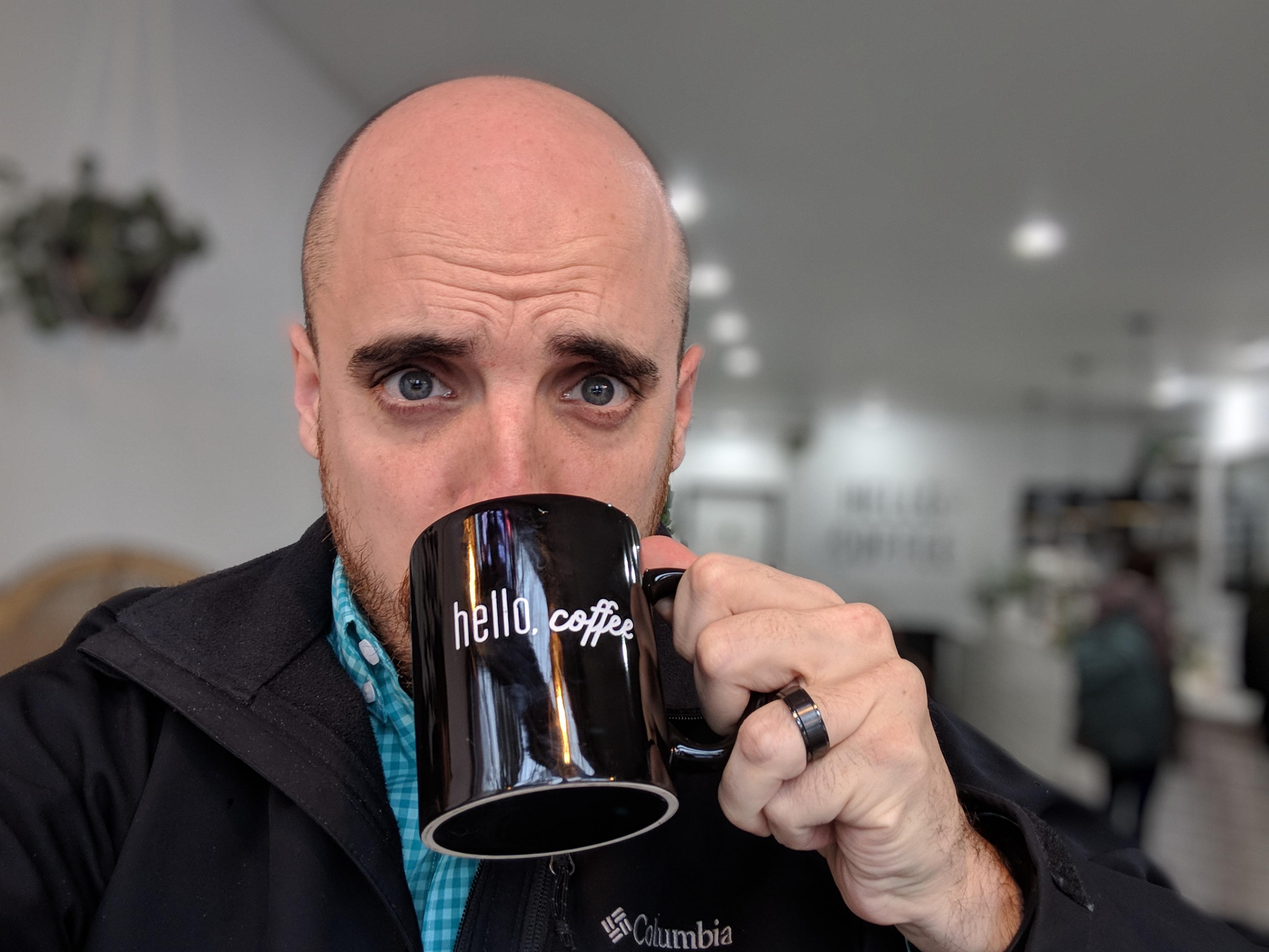 Nathanael May coffee