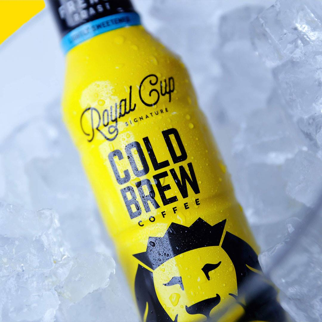 Royal Cup cold brew