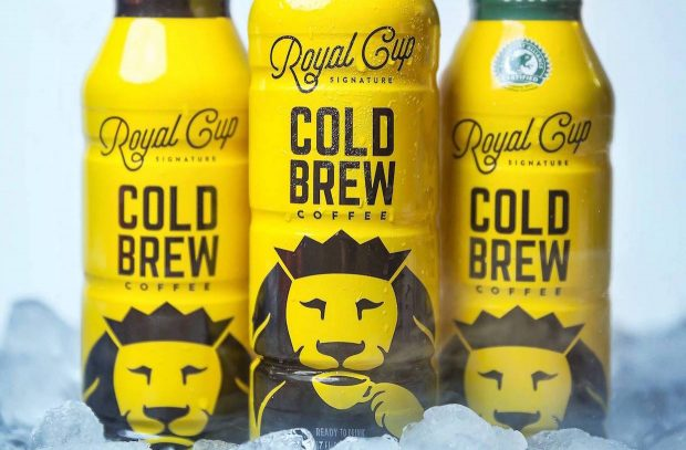 Royal Cup Unveils New Branding with First RTD Cold Brew Release