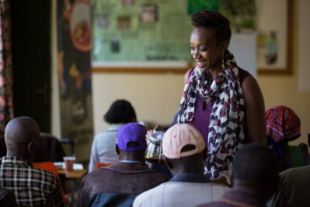 Vava Angwenyi on Economic Empowerment and the Next Generation in Coffee