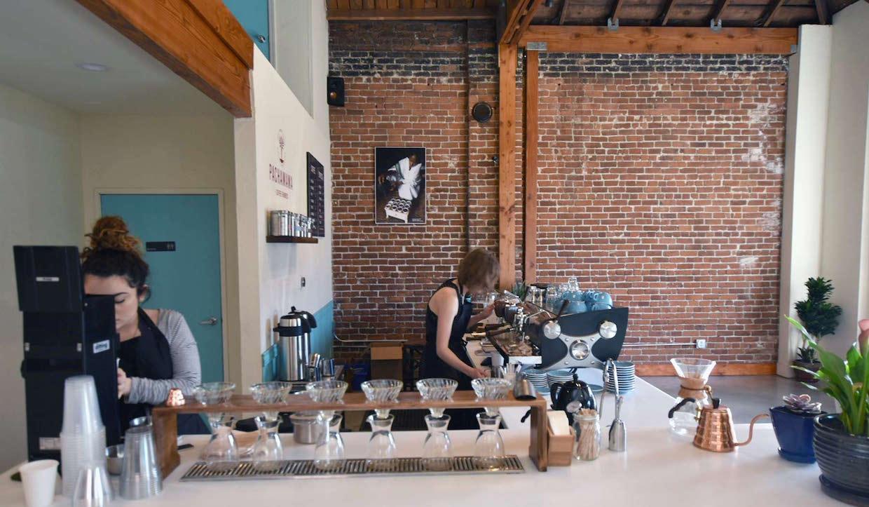 Pachamama coffee cooperative sacramento california