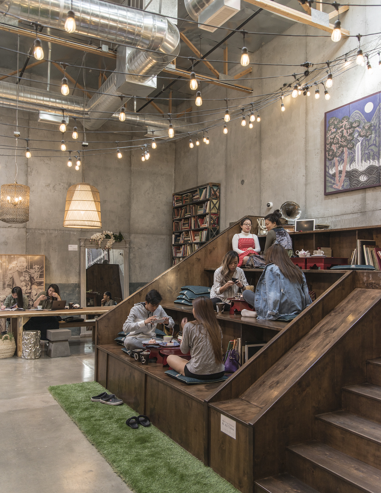 Gabi Cafe and Bakery Las Vegas coffee