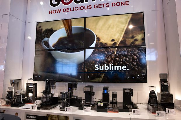 Gourmia Gets Deeper Into Coffee With New Pourover and Cold Brew Machines
