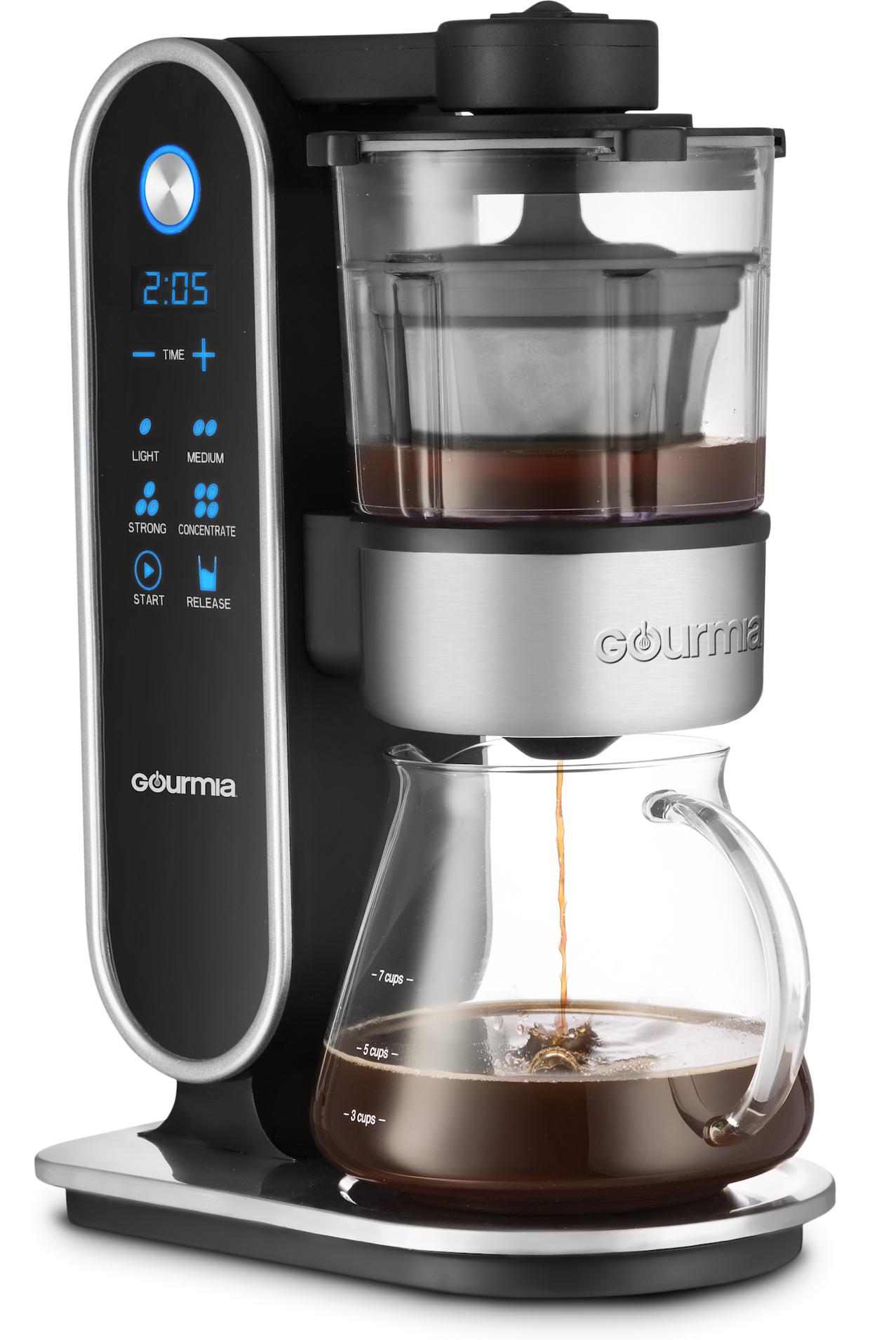 Gourmia coffee home brewing