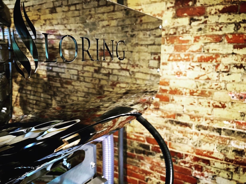 Loring roaster