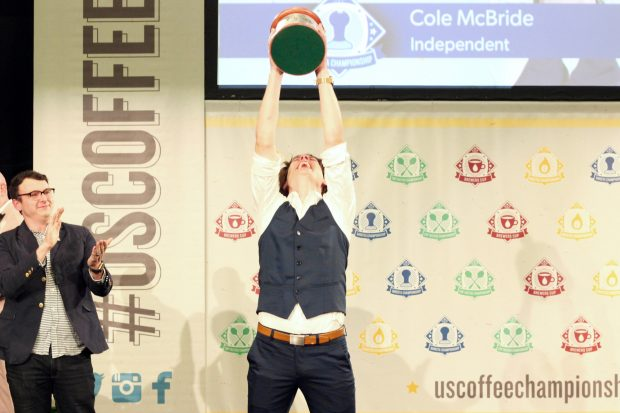 Here Are Your 2018 United States Coffee Champions