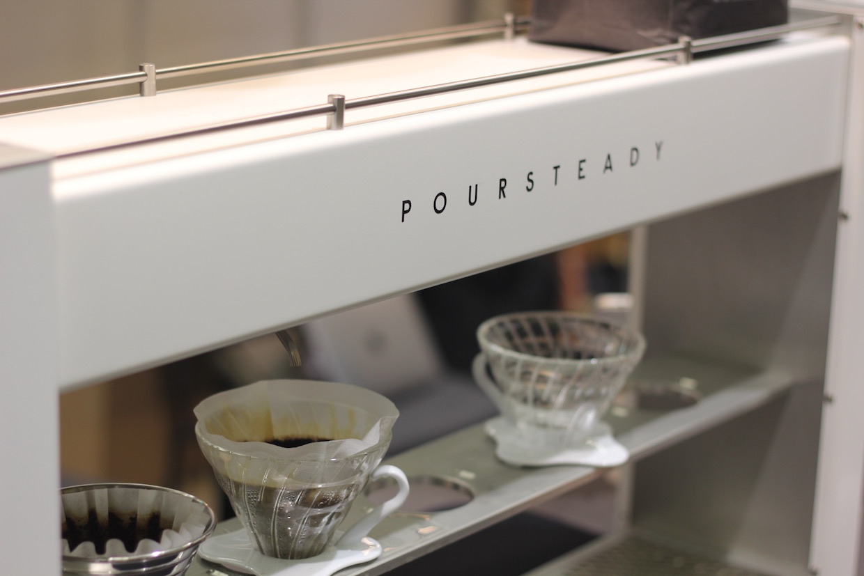 Poursteady