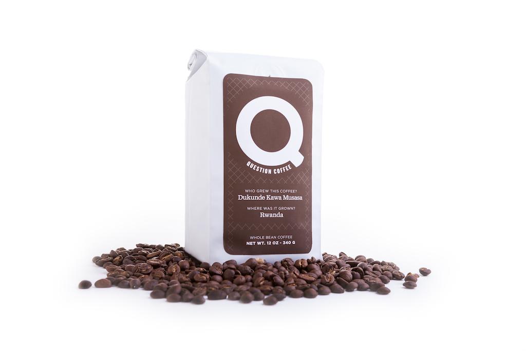 Question coffee rwanda