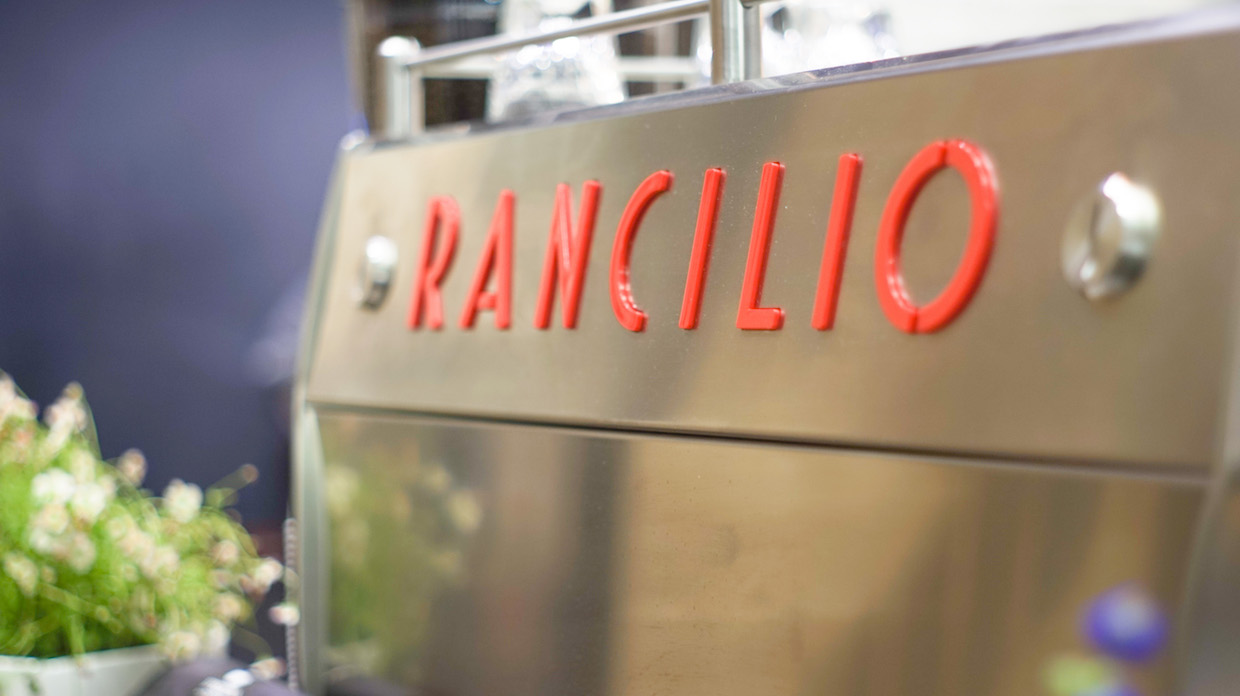 rancilio specialty espresso machines